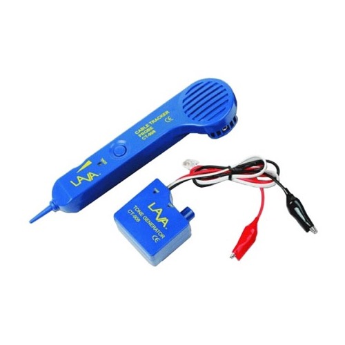 Eagle Tone Generator Cable and Wire Toner Tracer Tracker Network Tester Probe Locator Test Set Trace Telephone Cable Pairs Individual Wire and Conductors Modular Data Line Cord Short Tester with LED Display