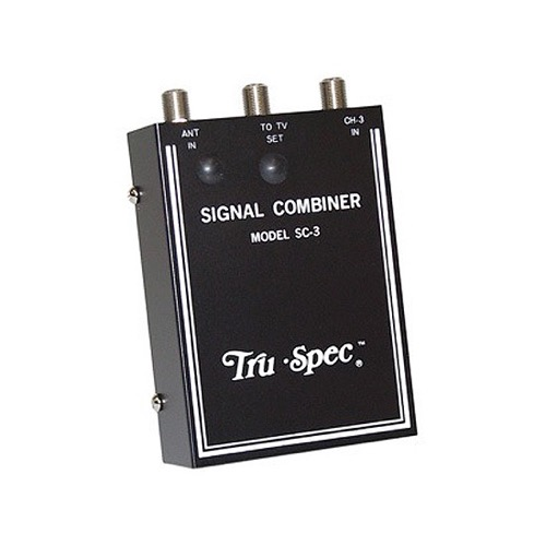 Pico Macom Tru Spec SC-3 Signal Combiner Channel 3 10-6030 CH-3, 6 Stage Bandpass, Bandstop Filter and Adjustable Attenuator