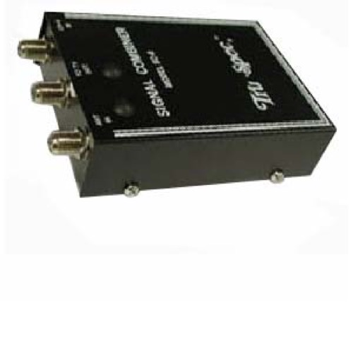 Steren 201-040 SC-4 Channel 4 Signal Combiner Adjustable Attenuation Balance Signal Video Antenna CH-4 Signal SC4 Combiner 6 Stage Bandpass and Bandstop Filter, Part # 201040