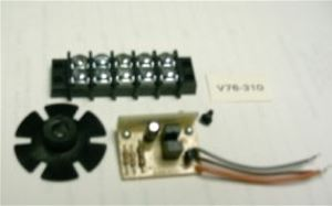 Uniden Von Weise V76-310 Photo Optic Sensor Kit for C-Band Satellite Dish Antenna Actuator Arm Signal Pulse Finder, Part # V76310