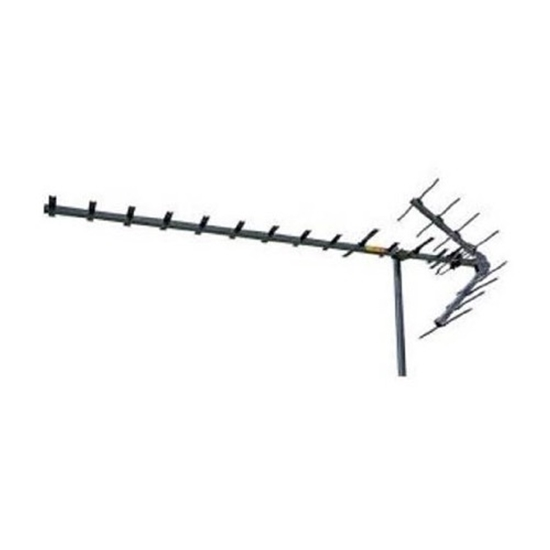 Winegard HD9022 UHF HD TV Antenna 26 Element Long Range Outdoor Off-Air Local HDTV Digital Signal Reception Ready Aerial, BLUE ZONE, Part # HD9022
