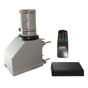Channel Master 9521 Automatic Programmable Antenna Rotator Rotor w/ IR Remote System Rotor Complete 9521A Remote with IR Head Controller, Outdoor Off Air Signal Finder, Part # CM9521 -- OPEN BOX!