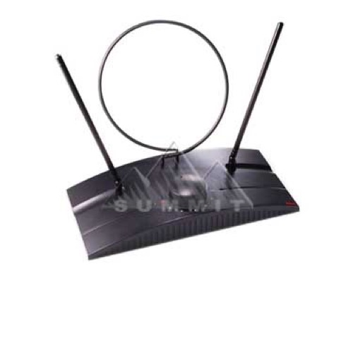RCA ANT120  Indoor VHF UHF TV Antenna Superior Performance HD UHF/VHF TV Aerial for Local Signal HDTV Television Reception
