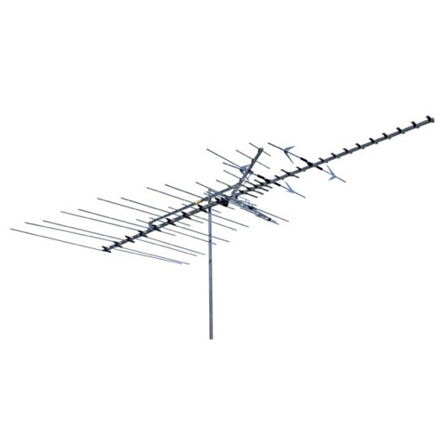 Winegard HD-8200U High Definition Platinum VHF / UHF / FM TV Antenna HD-8200U HDTV 68 Element Off-Air Local Digital Signal Channel Outdoor Television Aerial, BLUE ZONE, Part # HD-8200U