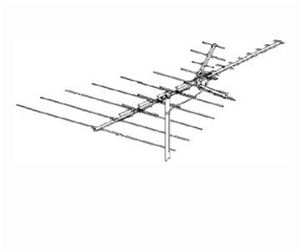 Winegard PR-7032 ProStar 1000 VHF / UHF / FM TV Antenna PR7032 33 Element Outdoor Off-Air Local High Definition Digital Signal Television Aerial, BLUE ZONE, Part # PR7032 | With 50' FT Coax Cable