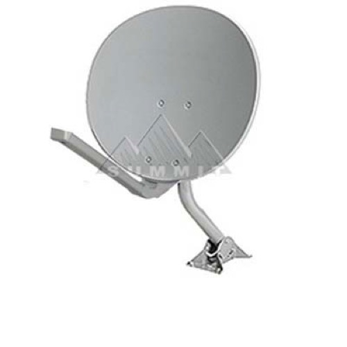"DIRECTV 18"" Inch Satellite Dish Rectangle Tube Antenna with J-Mount Square Channel Dish Network 46 cm Universal Rooftop DSS DBS Digital Signal, Part # DS4048"