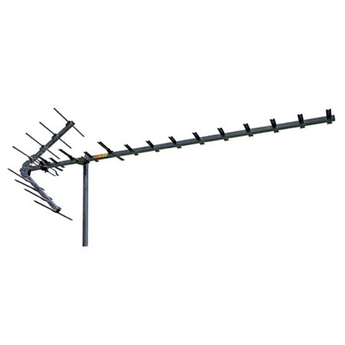 Winegard HD-9032 UHF TV Antenna ProStar PR9032 35 Element Outdoor Off-Air Local High Definition Digital Signal HDTV Ready Aerial, BLUE ZONE, Free 50 FT RG6 Coax