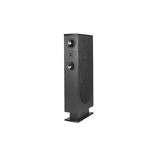 "Tower Speaker 200 Watt Ultimate Sound Home Theater Audio Signal with Dome Tweeter and 10"" Shielded Subwoofer, Phase Aligned Array, 8 Ohm Crossover, Part # TTR-10"
