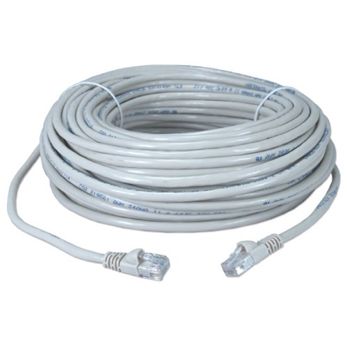 Steren 308-625WH 25' FT White CAT5E Cable Patch Cord Snagless UTP RJ45 Connector Each End Lan Network Gold Plated 100% Tested 24 AWG Copper Stranded Male to Male Enhanced Category 5e High Speed Ethernet Data Computer Gaming Jumper, Part # 308625-WH