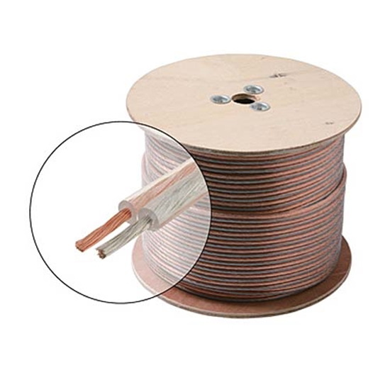 Eagle 100' FT 10 AWG GA Speaker Cable Python Ultra Flex 2 Conductor Wire Monster Type Oxygen Free Copper PVC Jacket Copper Speaker Cable HI-FI Digital Audio Home Theater