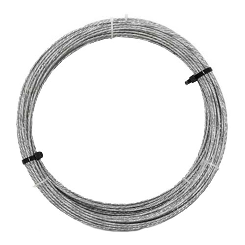 Channel Master CM-9080 50' FT Guy Wire 20 AWG GA 6 Stranded Steel Galvanized