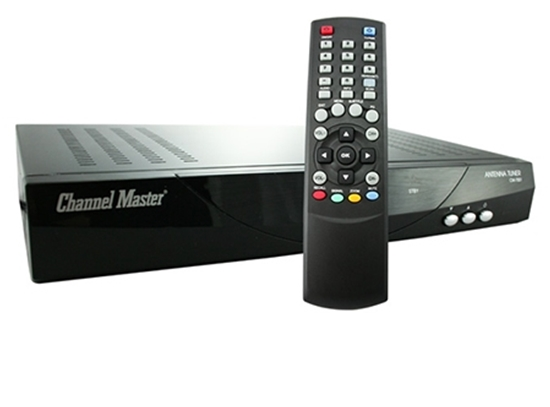Channel Master CM-7001 ATSC QAM Digital HD Tuner Set Top Converter SD/HD DTV Broadcast HDMI Optical Dolby OSD Digital Analog Receiver High Def Television Antenna Aerial Reception, OPEN BOX