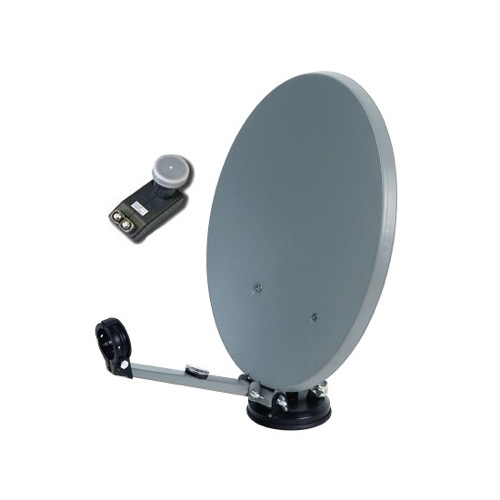 Home Vision DWD-35PT Carry Out Portable RV Tailgating Satellite Dish MP1 DIRECTV Compact Durable Case Hard Plastic Satellite Antenna Digital Antenna Folding DSS DBS Digital Signal, Light Weight Camping / Tail Gating Unit, Part # DWD35PT