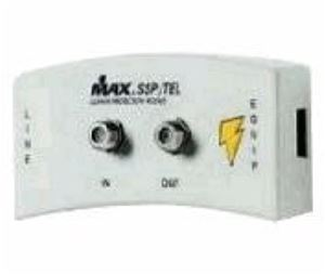 Panamax ALLPATH GMT3111 Surge Protector SSP Coaxial Phone Modular TEL Power Protection Snap-On Module Lightning Voltage Spike Suppressor, Part # GMT-3111