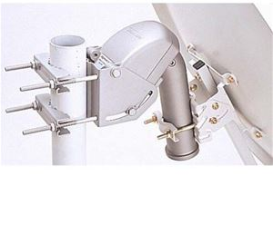 LAVA DMT-990H DiSEqC Dish Motor 1.2 H-H Motor Positioner Satellite HH Mount, DBS DSS Satellite FTA Dish Motor Mount for DiSEqC 1.2 Sat Receivers, For Up To 1.2m Satellite Dish, Part # DMT990H