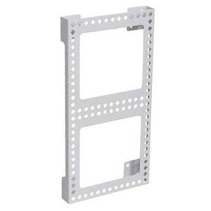 Channel Plus H275 Universal Mounting Rack with Wire Management Bracket Spacer