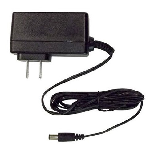 Channel Plus 350-100 Power Supply 15 VDC 600 mA UL Listed 5.5 x 2.1 mm Mini-Plug Transformer Adapter with 120 Volt Power Cord, Class 2 Unregulated 15 Volt DC Power Supply, Part # 350100