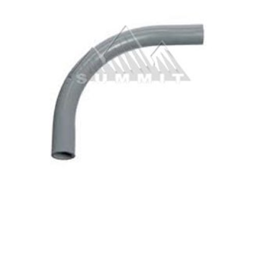 "Eagle Elbow 1"" Inch 90 Degree PVC Conduit Non-Metalic Schedule 40 Electrical Sweeping 1"" Inch Elbow Long Sweep Sch40 Grey Fitting Conduit ASTM Standard"