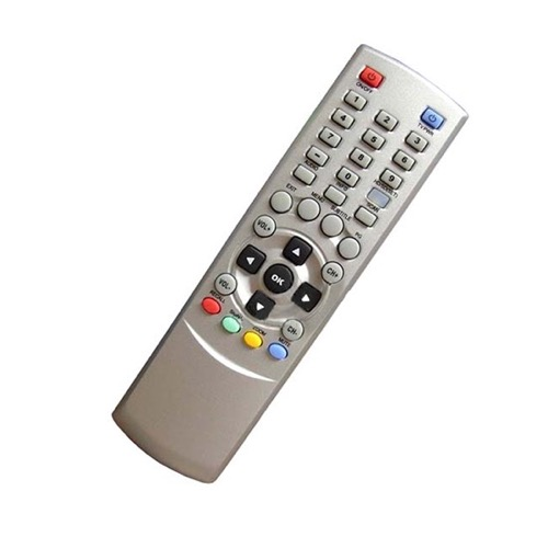 Electronic Master IR Remote Control DTV-5000 Replacement Remote for Digiwave DTV-5000 HDTV Convertor Box, Replacement IR Remote Control for DTV5000, Part # DTV-5000