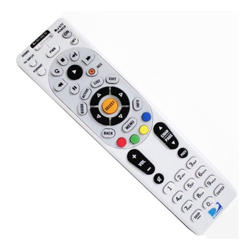 DirecTV RC65RX IR Remote Control Universal 4 Component, Part # RMRC65RX