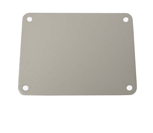Winegard SKA-004 Trav'ler Roller Plate Create Solid Landing Area for LNB Arm Ideal on Rubber RV Roofs Universal Travler LNB Feed Arm Roller Plate for All Winegard RV Trav'ler HD Satellite Dish Antenna, Part # SKA004