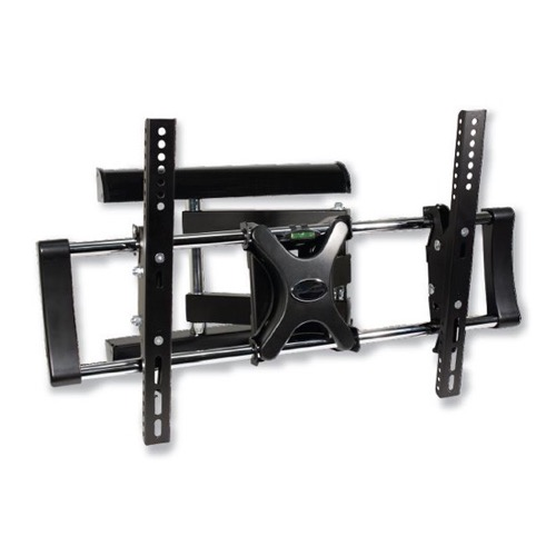 "Sequence 720-110 Medium Articulating TV Wall Mount for TVs From 32"" to 55"" 132 Lb Load Low Profile Panel by Steren"