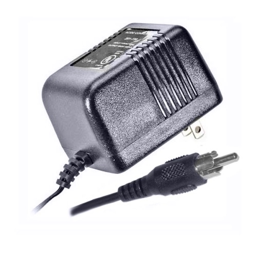 Eagle Power Supply Adapter Transformer 18 VDC Output 120 VAC Input 35 Watt RCA Plug Connector 60 Hz 600 mA Output Power Supply 120 VAC 35 Watt VDC 18V Multi-Switch