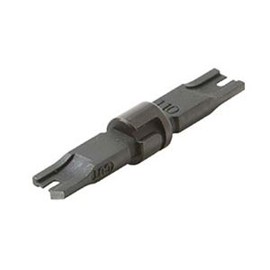 Steren 300-677 110/88 Punch Down Blade Replacement for 300-653 and 300-658 Impact Tool Punch Down 110/88 Blocks Spare Blade, Modular Network Punch Down Tool 110/88 Block Blade, Part # 300677